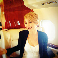 What do you think of Jennifer Lawrence's pixie cut?