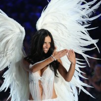 Adriana lima at victorias secret fashion show