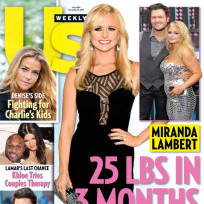 Miranda lambert us weekly cover