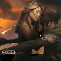 Bound 2 Music Video Still