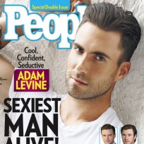 Adam Levine as Sexiest Man Alive: Good choice?