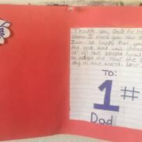 #1 Dad Note