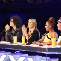 Americas got talent table