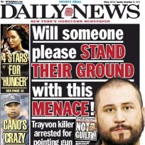 George Zimmerman Cover