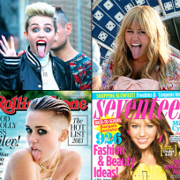 Miley Then and Now Pics