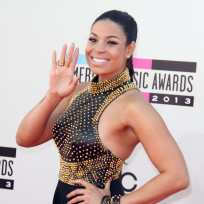 Jordin-sparks-at-american-music-awards