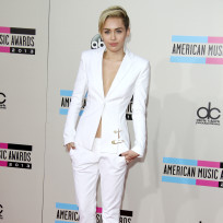 Miley Cyrus at American Music Awards