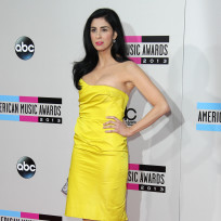 Sarah silverman at american music awards