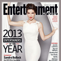 Is Sandra Bullock the Entertainer of 2013?