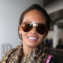 Evelyn Lozada Close Up