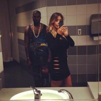 Kim Kardashian, No Underwear