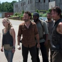 Walking Dead Midseason Finale Photo