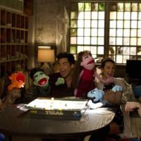 Glee muppets