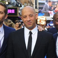 Vin diesel paul walker and tyrese