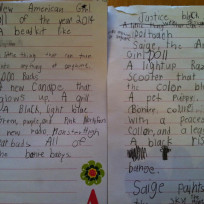 Kid's Insane Christmas Letter