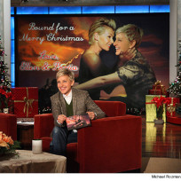 Ellen and Portia Christmas Card