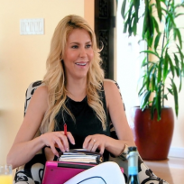 Did Brandi Glanville make a racist comment?