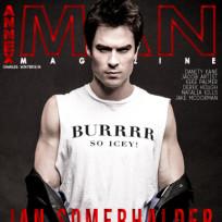 Ian Somerhalder Annex Man Cover