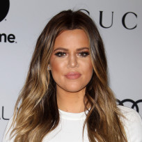 Khloe Kardashian in White