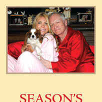 Crystal-harris-and-hugh-hefner-christmas-card