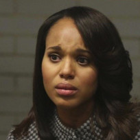 Olivia Pope on Scandal