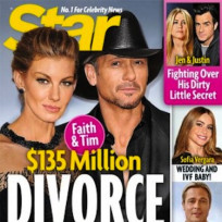 Faith Hill and Tim McGraw Divorce Report