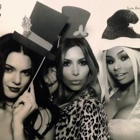 2013 Kardashian Holiday Party