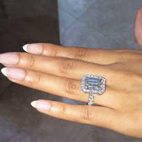 Evelyn Lozada Engagement Ring