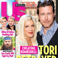 Dean mcdermott cheating on tori spelling