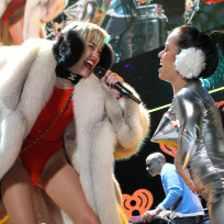 Miley Cyrus Jingle Ball Pic