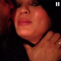 Chrissy teigen choked