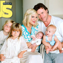 Tori-spelling-dean-mcdermott-family