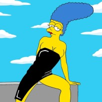Sexy marge simpson photo