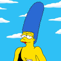 Marge-simpson-topless-photo