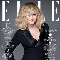 Amy Poehler Elle Cover