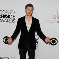 Joseph morgan at the pcas