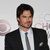 Ian somerhalder at the pcas