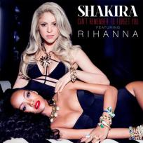 Who would you rather: Rihanna or Shakira?
