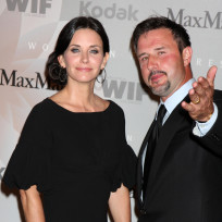 Courteney Cox and David Arquette Pic