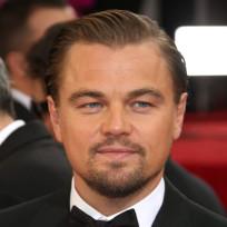 Leonardo DiCaprio at 2014 Golden Globes