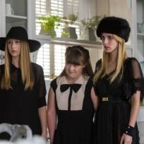 American Horror Story: Coven Trio