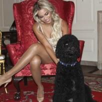 Beyonce and Bo!