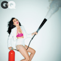Katy Perry in GQ Magazine (February 2014)