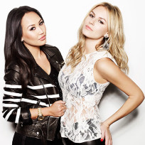 Dorothy Wang and Morgan Stewart