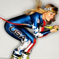 Lindsey Vonn in SELF