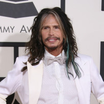 What do you think of Steven Tyler with a mustache?