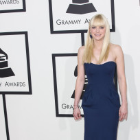 Anna-faris-at-the-grammys