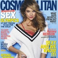 Ashley benson cosmopolitan cover