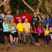 The amazing race all stars