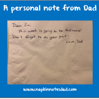 A Personal Note